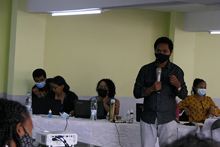 Atelier national sur l'engagement des OSCs dans la promotion de la transparence et la redevabilité dans le système éducatif à Madagascar pour le projet SCORE-GPE